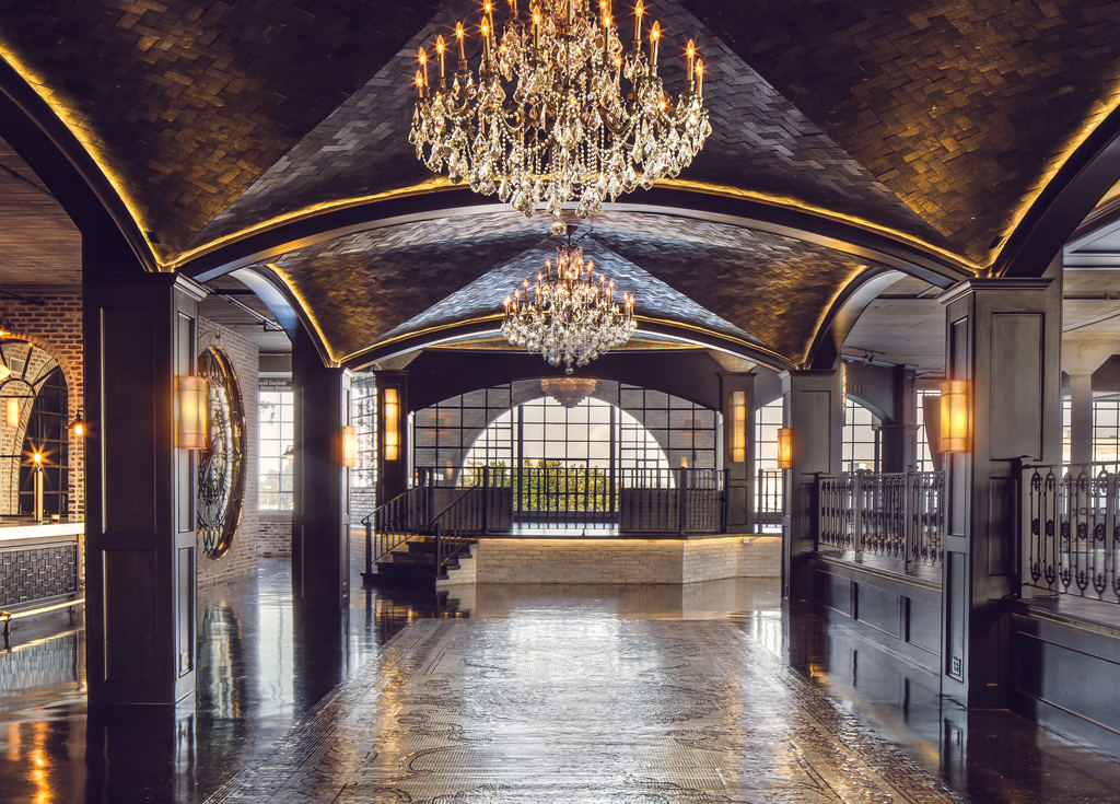Houston Event Venue - Industrial Chic
