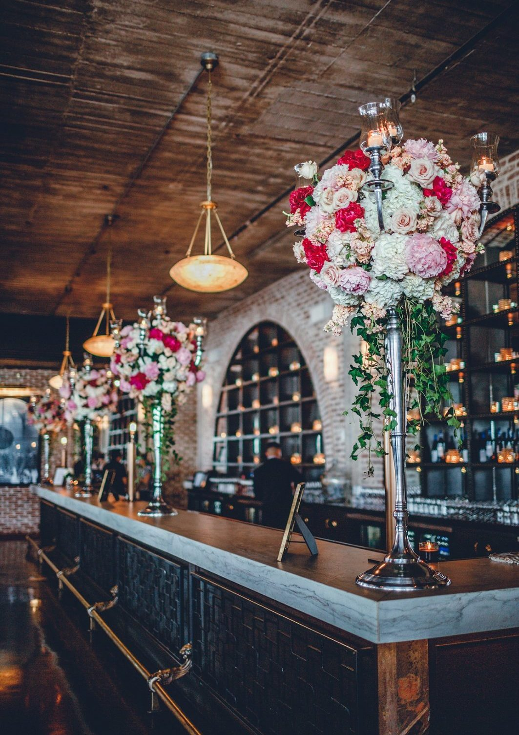 Wedding Venue - Industrial Bar
