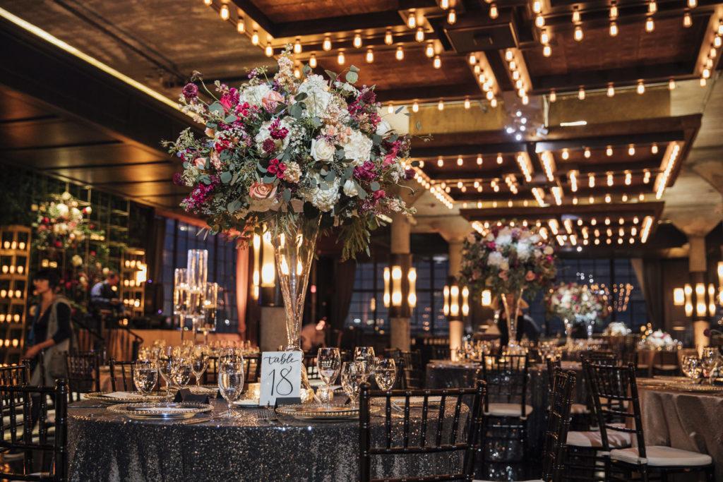Houston Event Venue - Floral Decor Reception