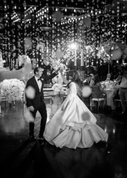 houston wedding - romantic dance floor