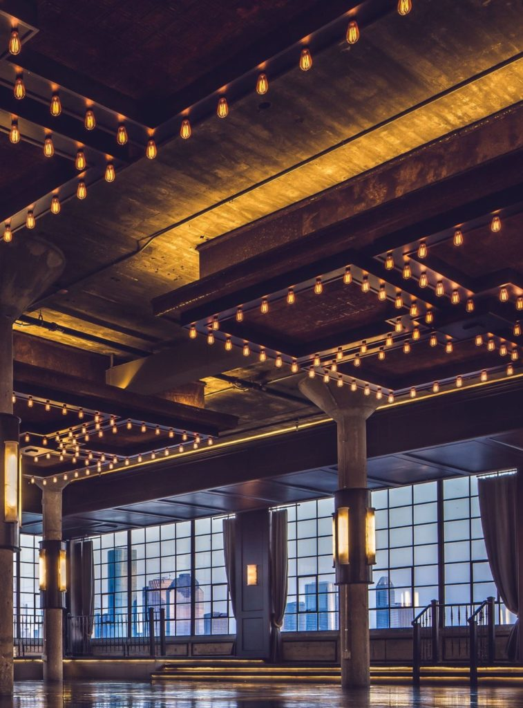 Industrial Chic Venue