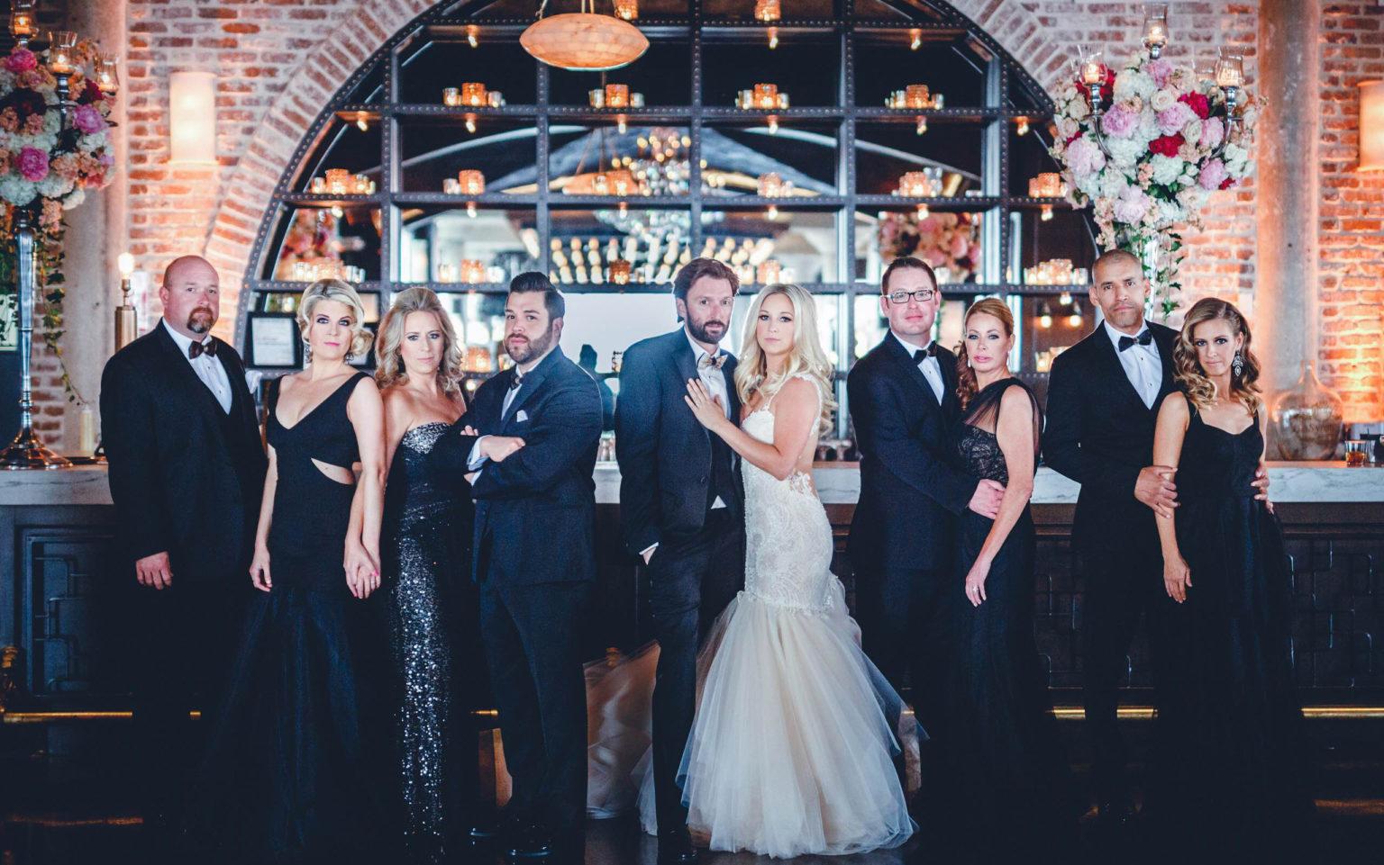 Wedding Venue, Houston, Texas, Industrial Chic, Ceremony, Reception, Luxury
