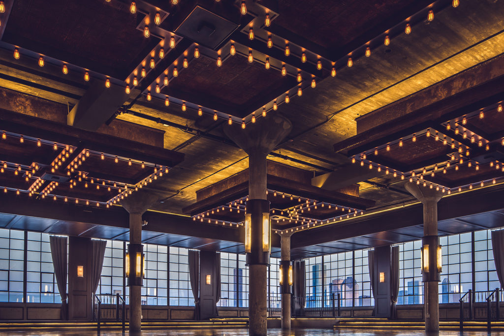 Downtown Houston Wedding Venue - Architecture, Industrial Chic