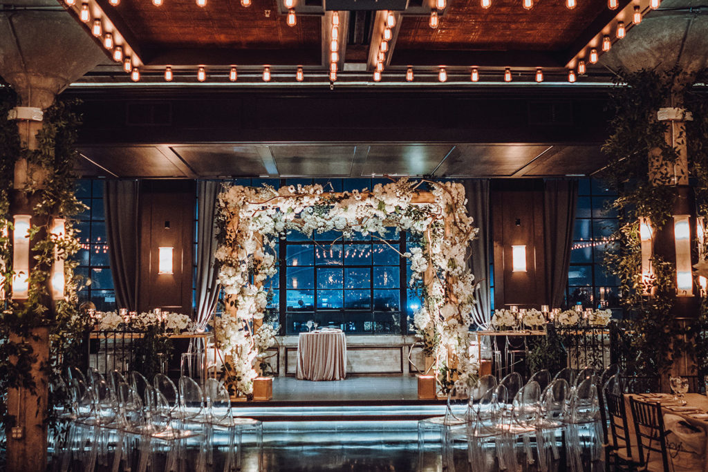 Industrial Chic Wedding Venue in Houston, Texas